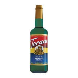 Torani® Creme De Menthe Syrup - Home Of Coffee