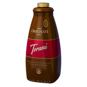 Torani® Dark Chocolate Sauce - Home Of Coffee