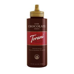 Torani® Dark Chocolate Sauce Retail - Home Of Coffee