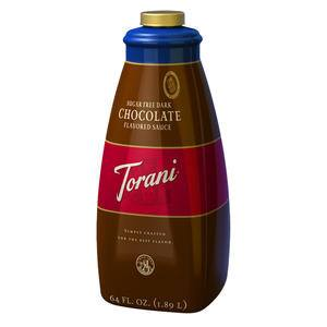Torani® Dark Chocolate Sugar Free Sauce - Home Of Coffee
