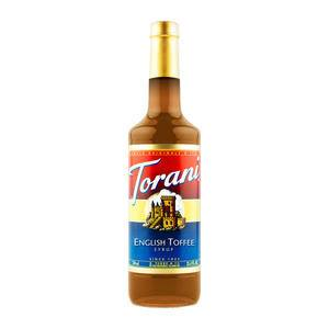 Torani® English Toffee Syrup PET - Home Of Coffee