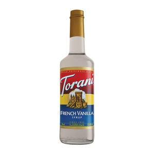 Torani® French Vanilla Syrup - Home Of Coffee