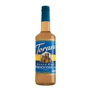Torani® French Vanilla Syrup Sugar Free - Home Of Coffee