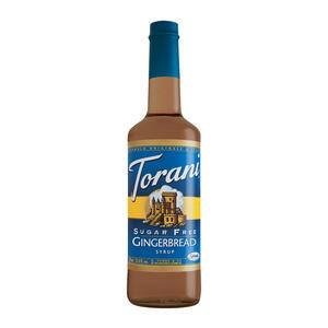 Torani® Gingerbread Syrup Sugar Free PET - Home Of Coffee