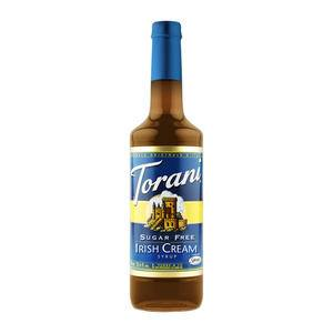 Torani® Irish Cream Syrup Sugar Free PET - Home Of Coffee