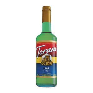 Torani® Lime Syrup - Home Of Coffee