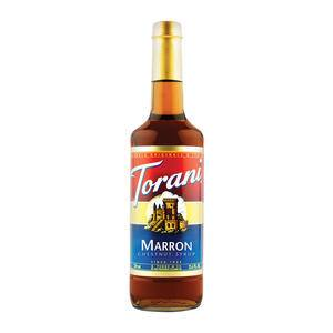 Torani® Marron (Chestnut) Syrup - Home Of Coffee