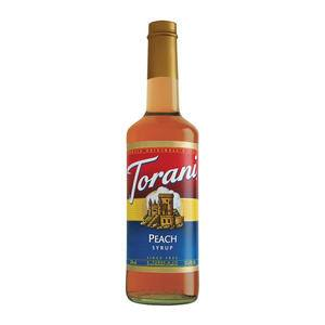 Torani® Peach Syrup PET - Home Of Coffee