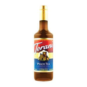 Torani® Peach Tea Syrup - Home Of Coffee