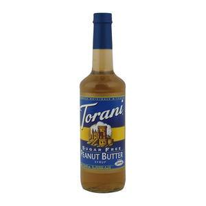 Torani® Peanut Butter Syrup Sugar Free - Home Of Coffee