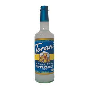 Torani® Peppermint Syrup Sugar Free - Home Of Coffee