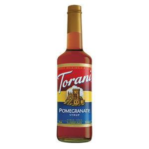 Torani® Pomegranate Syrup PET - Home Of Coffee