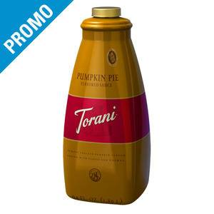 Torani® Pumpkin Pie Sauce - Home Of Coffee