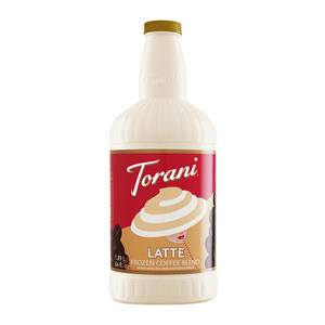 Torani® Puree Blend Coffee Latte - Home Of Coffee