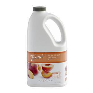 Torani® Real Fruit Smoothie Peach - Home Of Coffee