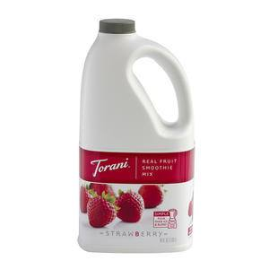 Torani® Real Fruit Smoothie Strawberry - Home Of Coffee