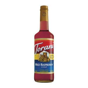 Torani® Red Raspberry Dairy Friendly Syrup PET - Home Of Coffee