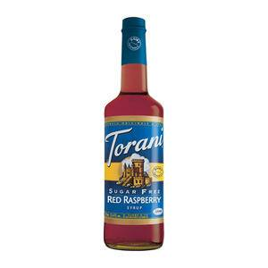 Torani® Red Raspberry Sugar Free Dairy Friendly Syrup - Home Of Coffee