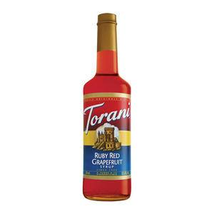 Torani® Ruby Red Grapefruit Syrup - Home Of Coffee
