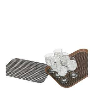 "Traex® Tra-Mate™ Tray Mat Rectangular 12 1/2"" x 16 1/8"" - Home Of Coffee"