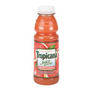 Tropicana® Ruby Red Grapefruit Juice - Home Of Coffee
