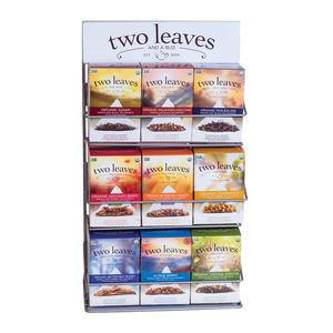 Two Leaves and a Bud Countertop Rack - Home Of Coffee