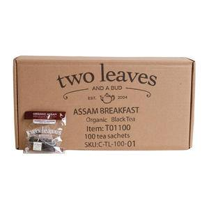 Two Leaves and a Bud Organic Assam Breakfast - Home Of Coffee