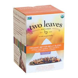 Two Leaves and a Bud Organic Better Belly Blend - Home Of Coffee