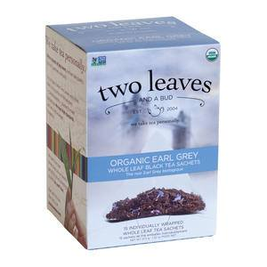 Two Leaves and a Bud Organic Earl Grey - Home Of Coffee