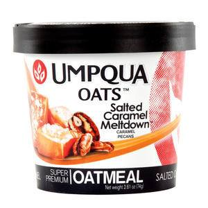 Umpqua Oats™ Salted Caramel Meltdown - Home Of Coffee
