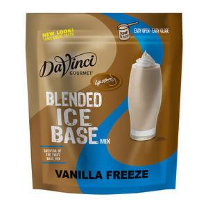Vanilla Freeze Base Mix - Home Of Coffee