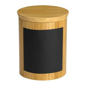 "Write-On™ Bamboo Riser Round 6"" x 6"" x 8"" - Home Of Coffee"