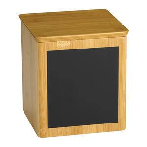 "Write-On™ Bamboo Riser Square 6"" x 6"" x 7"" - Home Of Coffee"