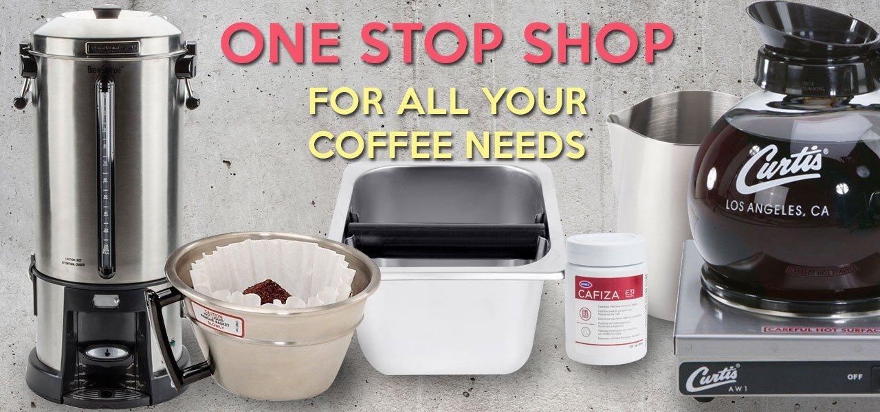 wholesale coffee supplies