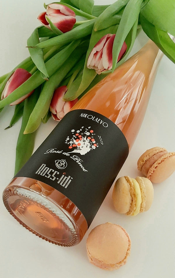 Rose de Pinot - Jancis Robinson Top 3 of 40. Parker - 90points