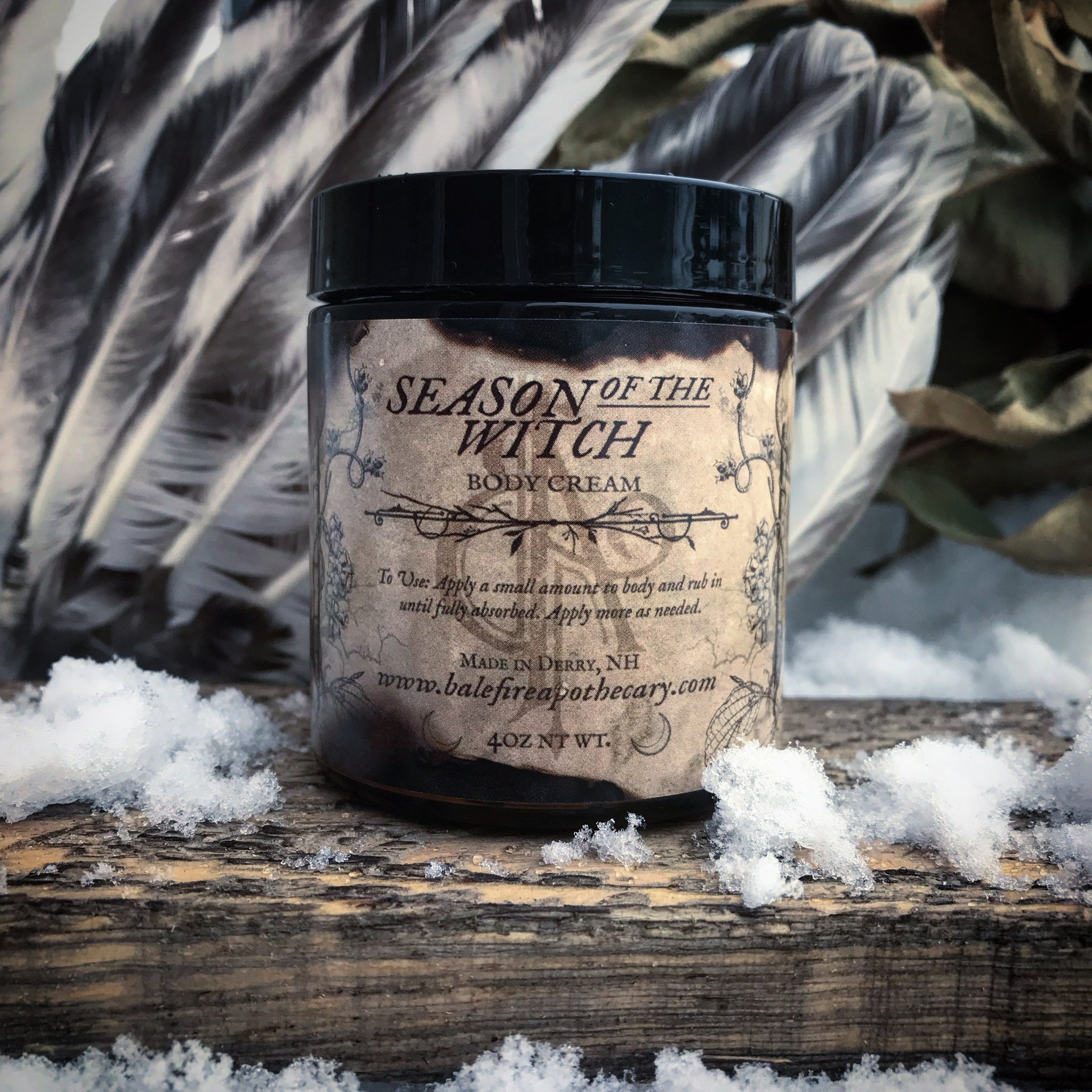 Season of the Witch Body Cream