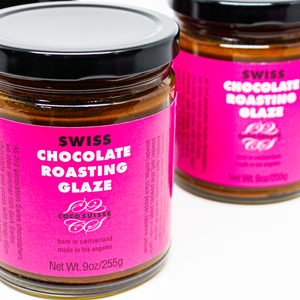 Chocolate Roasting Glaze - 2 jars