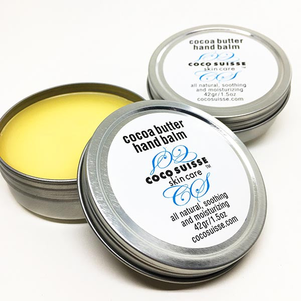 Cocoa Butter Hand Balm - 2 tins