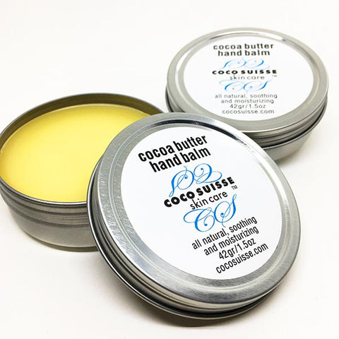 Cocoa Butter Hand Balm