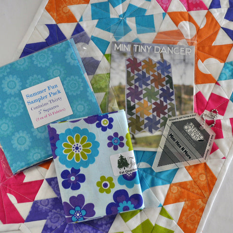 Mini Quilt Kit Bundle
