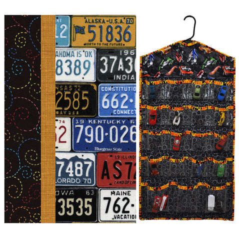Hang it Up! Kit License Plates Multi