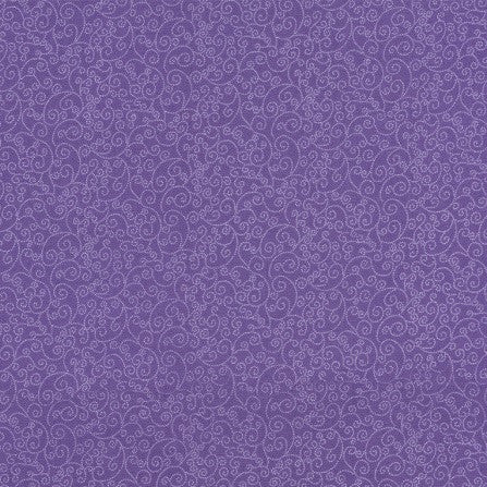 Dotty Swirl Purple