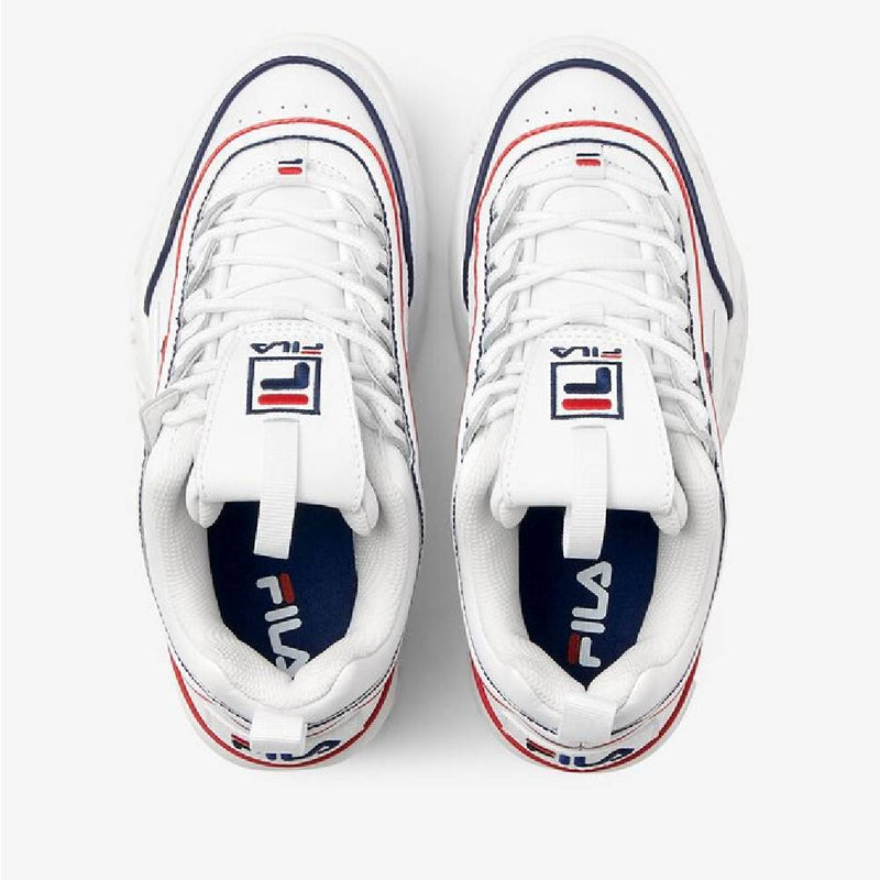Fila Disruptor Ii Contrast Piping 3fm01008-125