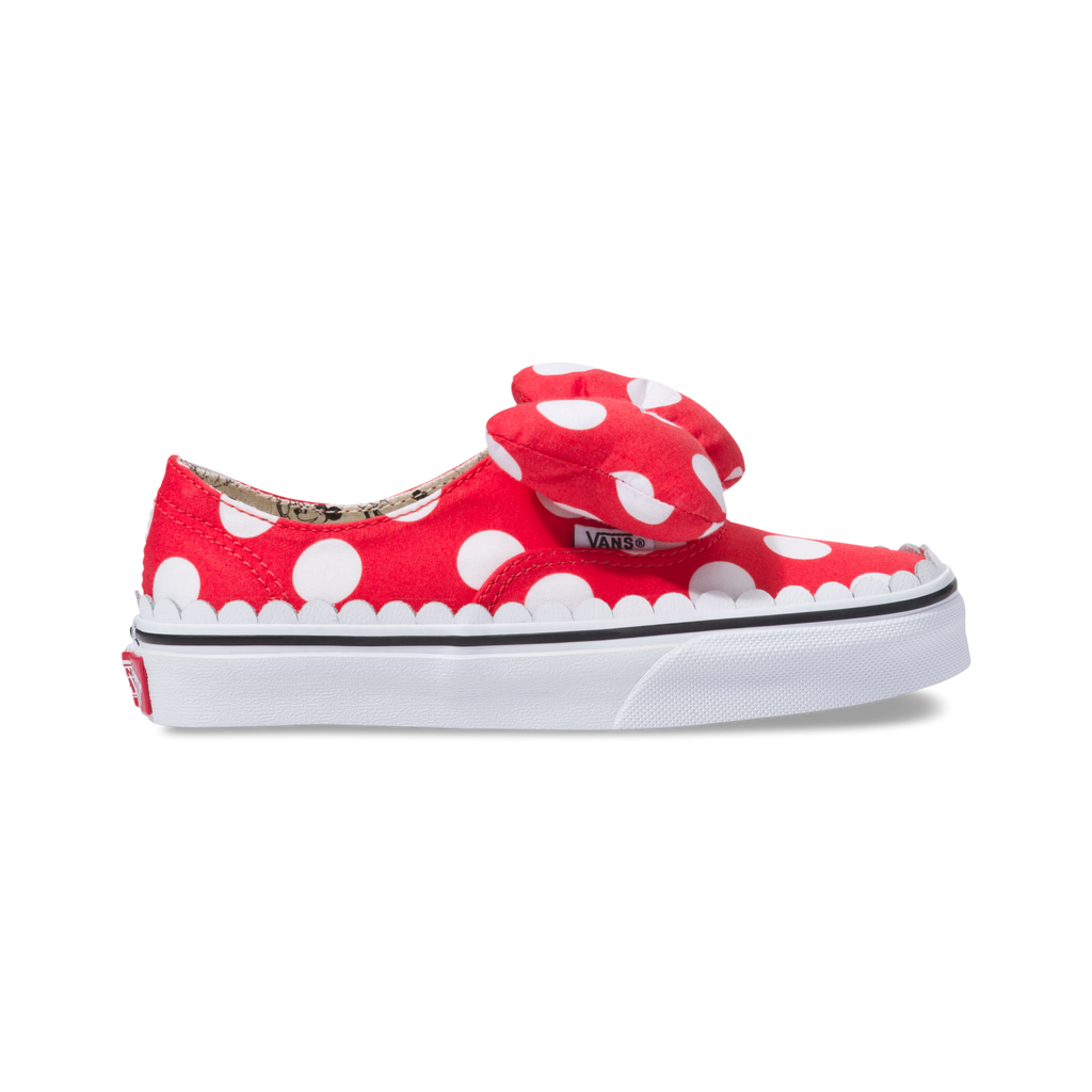 Vans Zapatilla Authentic Gore Kids Disney Minnie´s Bow - VN0A346TUJ3