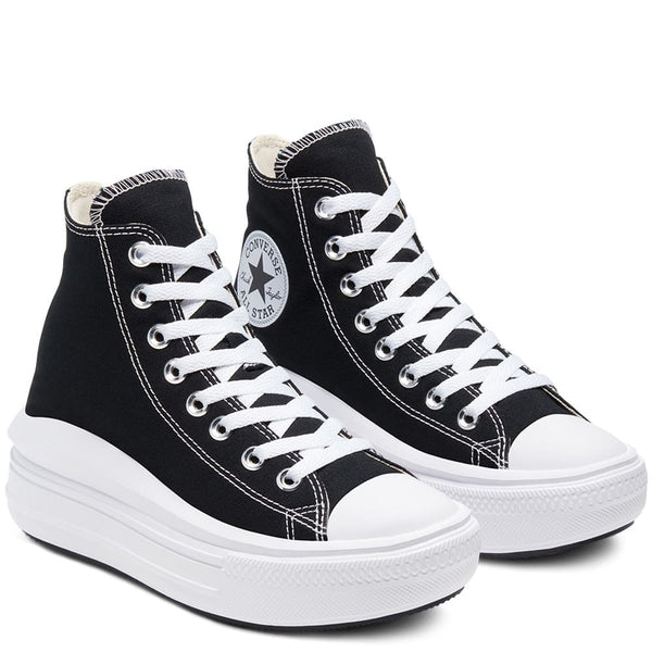 Converse Chuck Taylor All Star Move Hi - 568497c  Mujer