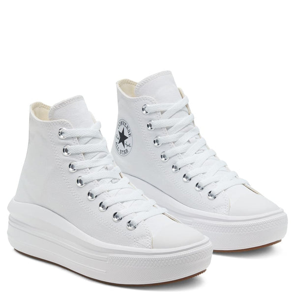 Converse Chuck Taylor All Star Move Hi - 568498c  Mujer