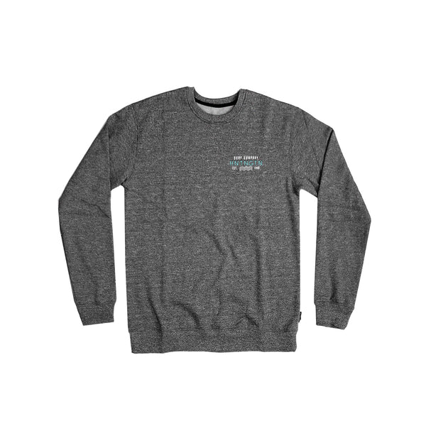 Huntington Sweat Crew Crafted - 633-321-neg  Hombre
