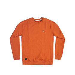 Huntington Sweat Crew Crafted - 633-322-nar  Hombre