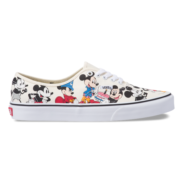 Vans Zapatilla Authentic Disney Mickey's Birthday - VN0A38EMUJ2
