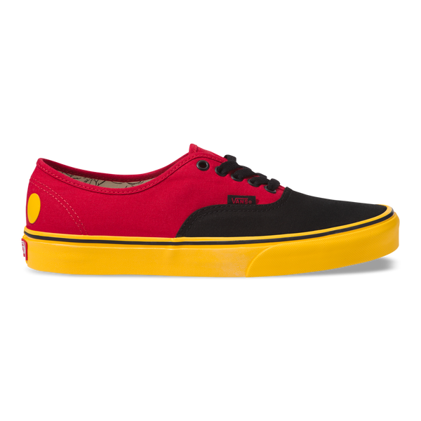 Vans Zapatilla Authentic Disney Mickey - VN0A38EMUK9